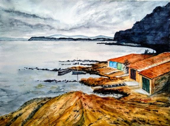 Fishermen's Village. Karine Andriasyan Karine Andriasyan