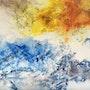 Fun In The Sun. Lynnego Art - Abstract Artist