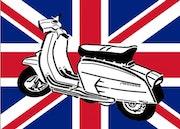 Lambretta english style. Enrico Ronchetti