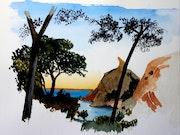 La calanque de Figuerolles à La Ciotat, sacrée plus baie du monde.