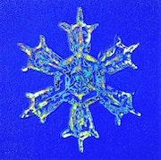 Schneekristall #2.8.