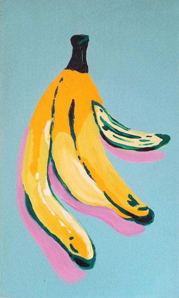 Banana - Blue. Yu Yuk Wa Yu Wa