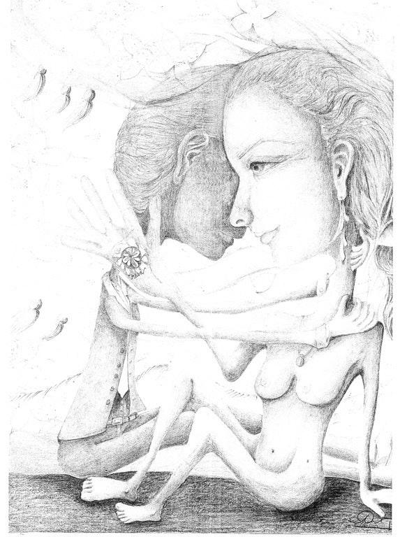 El obsequio de la musa. Alicia Elena De Negri Elena De Negri