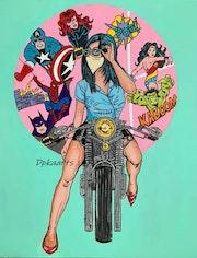 Ride like a hero!. Dpka