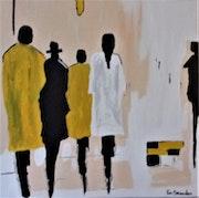 Four women.