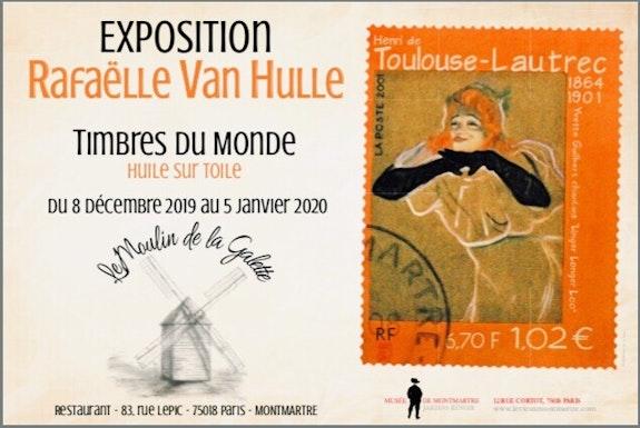 Exposition.  Rafaelle