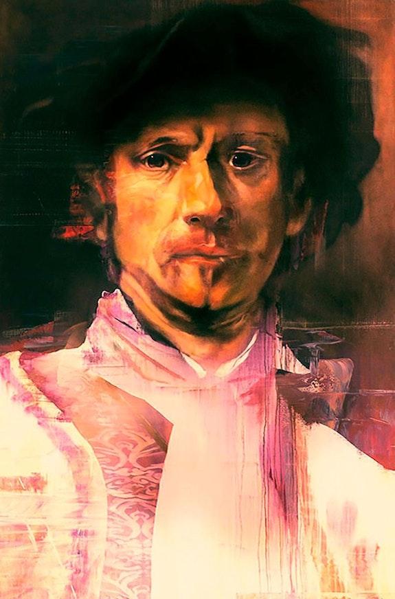 Contemporary Rembrandt. Fran Rosado Díaz Francisco Manuel Rosado Díaz