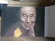 Dalaï-Lama.