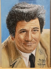 Columbo - Peter Falk. Thomas Düssel