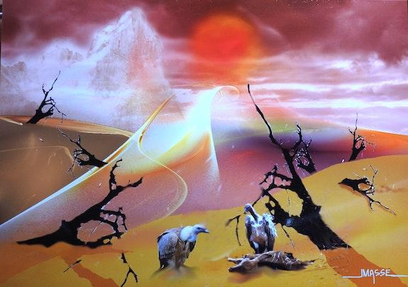 Rechauffement climatique II. Jean-Michel Masse Jean-Michel Masse