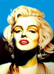 Marilyn Monroe. Hector Monroy