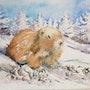 Marmotte. Patricia Palenzuela Kroockmann