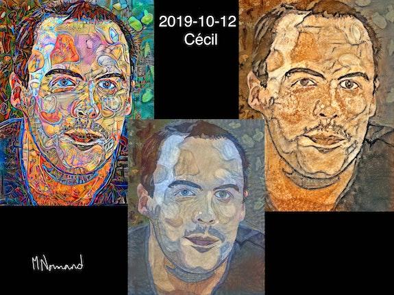 2019-10-13 Cécil 2. Michel Normand Michel Normand