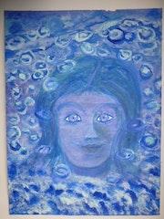 Mme Bleu.