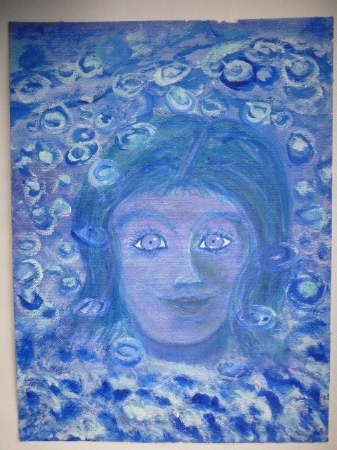 Mme Bleu. Beate Arnim