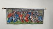 Le tournoi de Camelot entièrement doublé Médiéval. Pino Didier