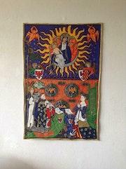 Jean II le Meingre dit Boucicaut et Antoinette de Turenne.. Pino Didier