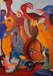 Les oiseaux 2. Toune