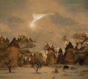 L'ange du village. Jean Levant