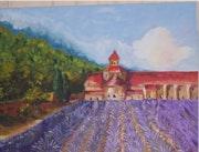 Abbaye Provençale. Francoise Charvieux