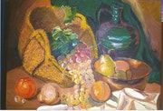 Nature morte. Francoise Charvieux