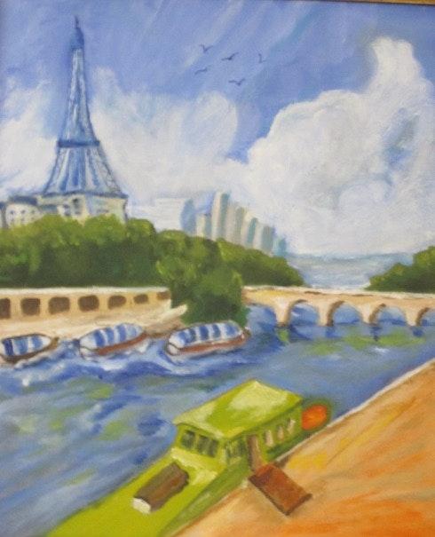 Paris. Françoise Allely Charvieux Françoise Charvieux