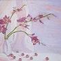 Orchidées. Françoise Charvieux