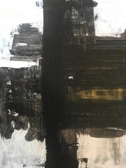 Hommage à Pierre Soulages. Koffi Ghyamphy