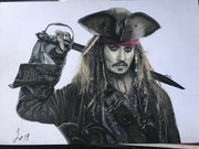 Jack Sparrow. Louise Guillevic