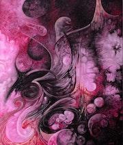 Mouvement intérieur, souffle. Elisabeth Martins