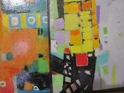 Départ (les illuminations) A. Rimbaud.. Peintre