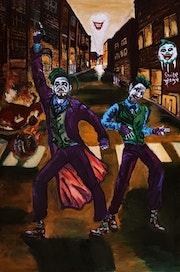 Mi Joker interno. David Maturana