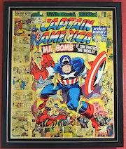 Captain América.