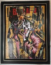 Joker. Aron Messk