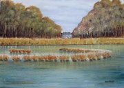 Beloeil et étang de la «Canardrie». Mycopole