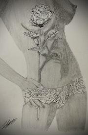 Deux roses….