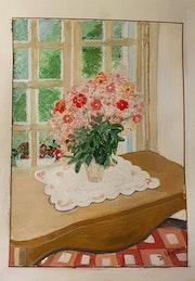 Les fleurs de Gallardon.