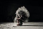 Dancer: Flora #2 - 30 X 40 inch - Edition 40 of 100. Cody Choi
