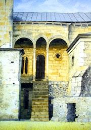 Santa María de Carracedo. Nazzo Valenti
