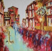 Seul… Artiste Peintre Nantes.