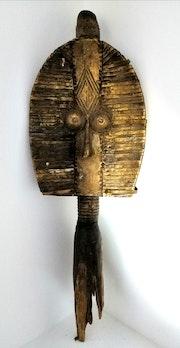 Figure De Reliquaire Kota Gabon.