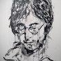 John Lennon. Volker Van Uffelt
