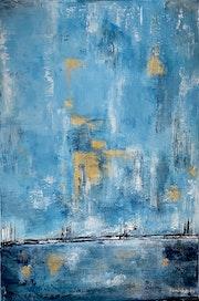 «Dream in blue» No 2.