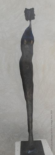 Figure Forgée 136. Philippe Olive Sculpteur