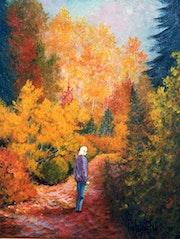 Ballade en automne.