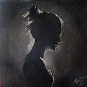 Elle disparut dans la lumière et devint ombre parmi les ombres….