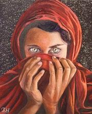Sharbat Gula, le deuxième portrait.