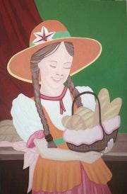 La bendicion de los panes.