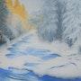 Paysage d'hiver 3. Mimi