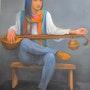 Le joueur de Tempura. Jacqueline Hubert